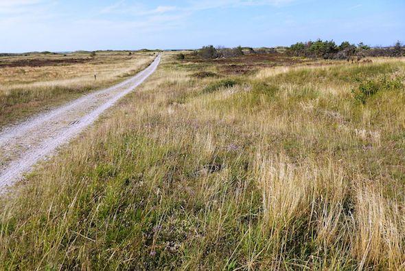 Melby Overdrev, Halsnæs Municipality